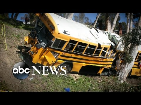 School Bus Crash Investigation Continues In Tennessee