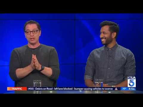 "Joshua Malina and Hrishikesh Hirway On Their ""The West Wing Weekly"" Podcast"