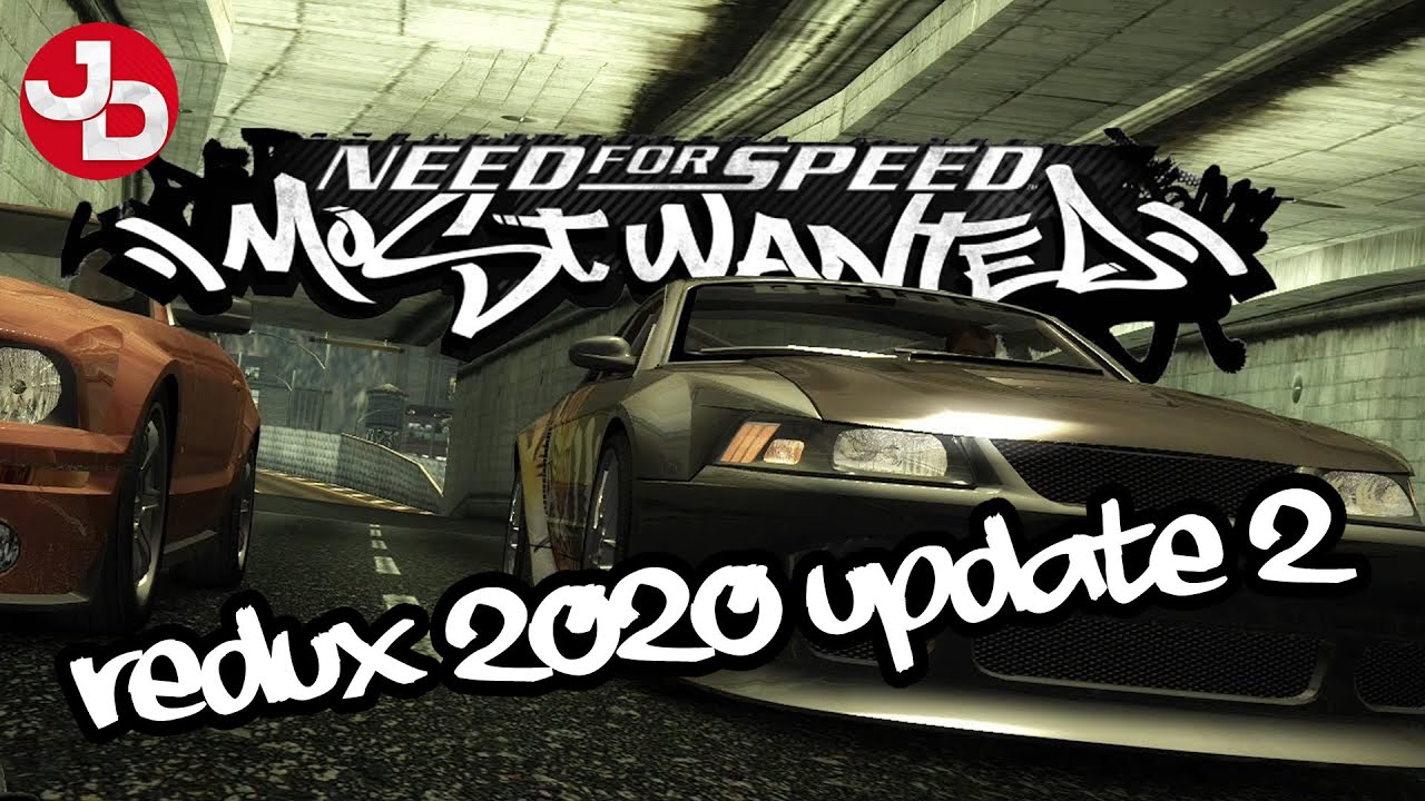 Need For Speed Most Wanted Redux 2020 Update 2 Pc Gameplay 1440p