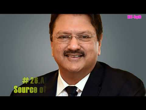 Top 50 Richest People in India / India's Billionaire