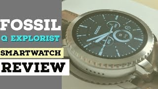 Fossil Gen 3 Q Explorist: Review