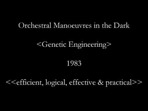 omd / genetic engineering (peel session 83)