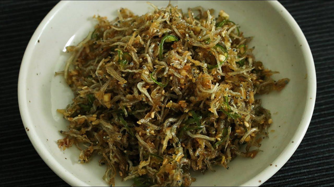 '이것'을 더 많이 넣으면 멸치볶음이 더 맛있어 집니다! Myeolchi Bokkeum - 한식집
