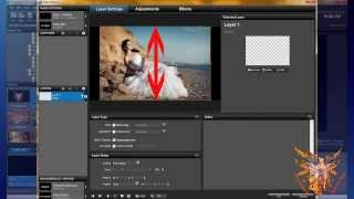 Proshow tutorial russian - 2-7 - layers of your show - the placeholder