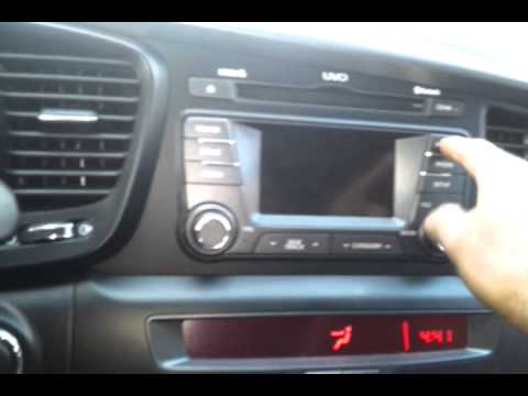 kia car radio problems 1 youtube. Black Bedroom Furniture Sets. Home Design Ideas