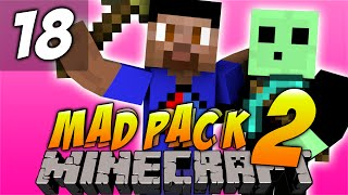 Minecraft Mods - MAD PACK #18
