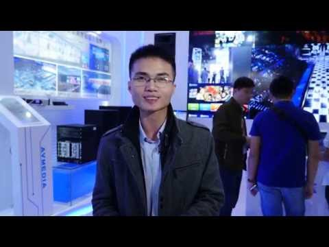 Guangzhou AV Media Electronic Technology Co. Ltd. – InfoComm China 2016