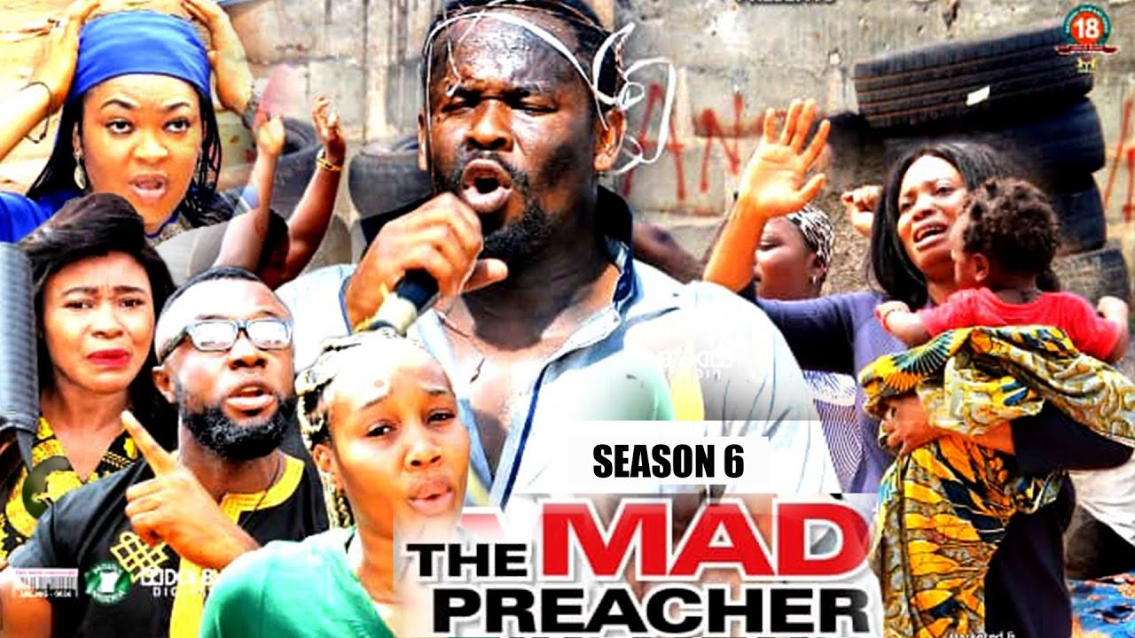 Download MAD PREACHER (SEASON 6)  - ZUBBY MICHEAL 2021 NOLLYWOOD BLOCKBUSTER || ROCKCELLY TV