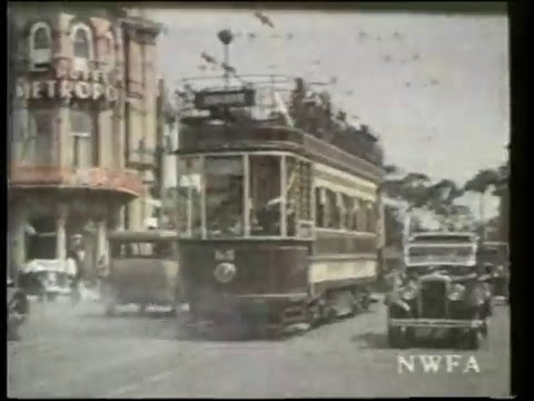 Bournemouth Trams 1930