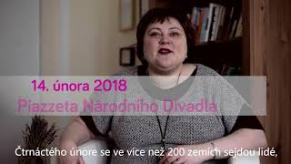 Tancem proti násilí 2018 / Gail Whitmore