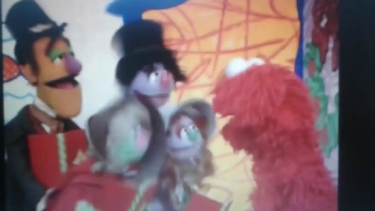 My Homemade Version Of The Elmo S World Happy Holidays Credits