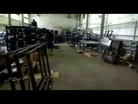 Сборочный завод прицепов в Новосибирске работающий по франшизе прицепов БАГЕМ