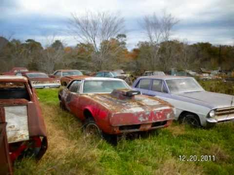 Houston auto junk yard parts 12