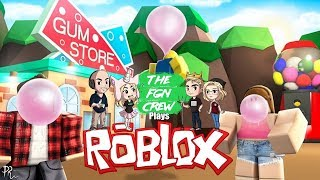 The FGN Crew Plays: ROBLOX - BubbleGum Simulator