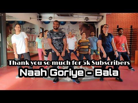 Naah Goriye Dance -Bala   Ayushmann Khurrana   Harrdy Sandhu   Swasti Mehul  B Praak   Sonam Bajwa