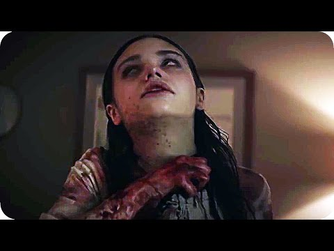 CLINICAL Trailer (2017) Netflix Horror Movie