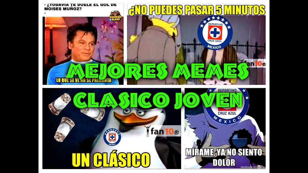 Los mejores memes de la clasificacin de Cruz Azul