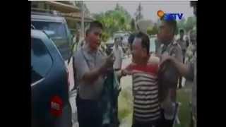 DAHSYAT VIDEO POLISI GREBEK PERAMPOK!!NGERI DAN TEGANG
