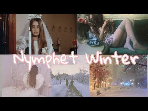 Nymphet Winter Outfits/Aesthetics