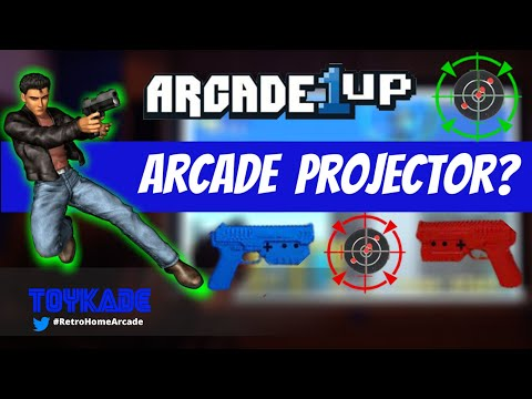 Arcade1up Arcade Project Console? Could this be coming in 2021? Sinden?? from ToyKade