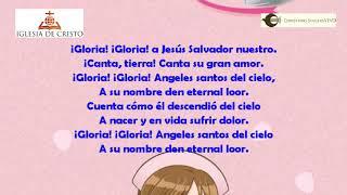 Gloria , Gloria a Jesus Salvador Nuestro - Himno Cristiano acapella