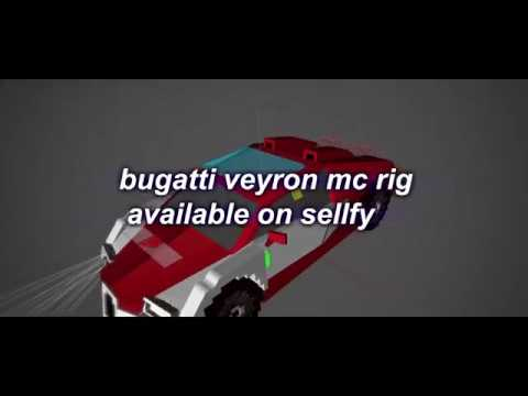bugatti veyron minecraft rig youtube. Black Bedroom Furniture Sets. Home Design Ideas