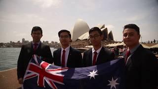 SolBridge IBPC 2019 Introduction Video | Macquarie University