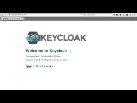 Vertx 3 and Keycloak tutorial