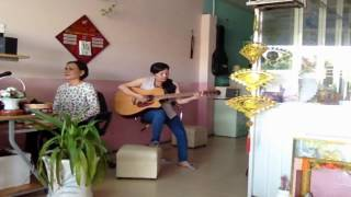 NHỮNG ĐỒI HOA SIM - Guitar