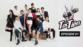 [The Voice 2018] Behind The Scenes Team Toc Tien [Episode 01]