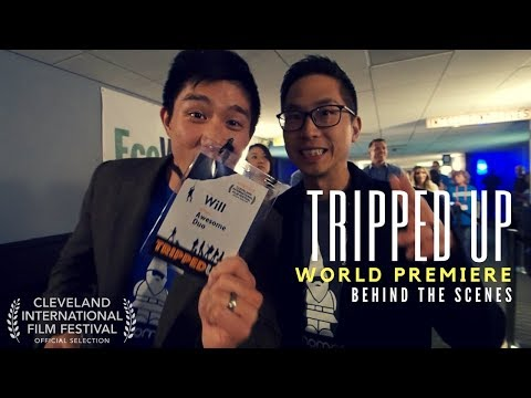 Tripped Up Movie World Premiere Behind the Scenes | Competitours Documentary