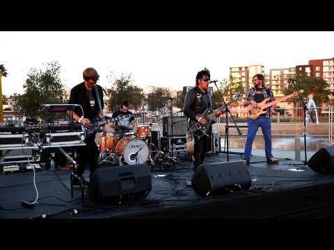 The Falling Doves - Ready To Go (Live at San Diego Beer and Music Festival 2014)