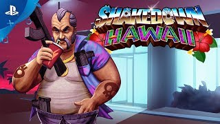 Shakedown: Hawaii -  The Consultant Trailer | PS4, PS Vita