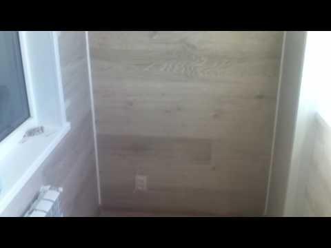 Симпатичный балкон из ламината - видео nofollow.ru.