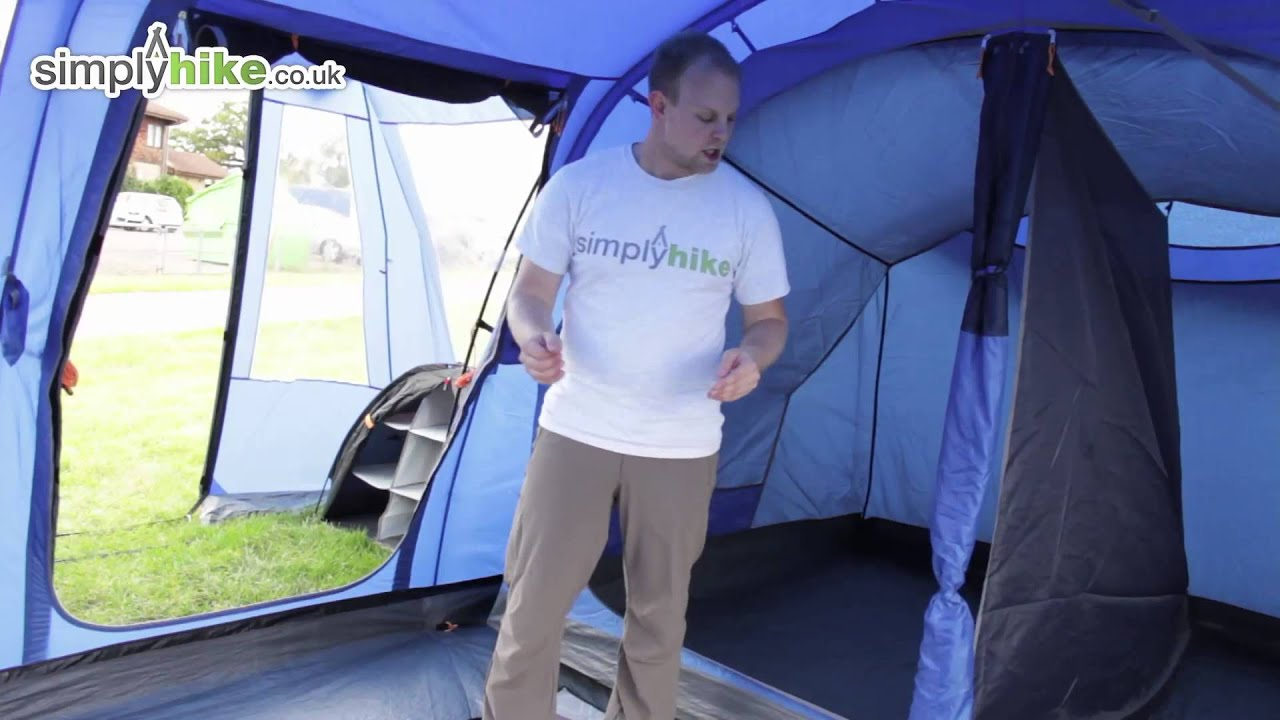 Sneak Peak 2013 tents - Vango H&ton 800 - .simplyhike.co.uk - YouTube  sc 1 st  YouTube & Sneak Peak 2013 tents - Vango Hampton 800 - www.simplyhike.co.uk ...