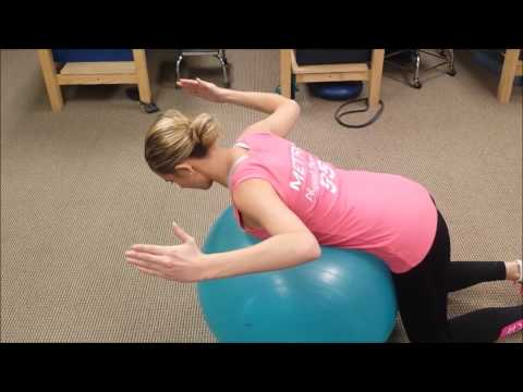 Metro Physical Therapy East Hills | Sid Jacobson JCC | Shoulder Stability Exercises