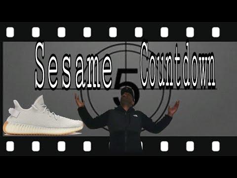 Yeezy 350 V2 Sesame Footlocker and