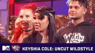 Keyshia Cole Gets Saved By Her Squad | UNCUT Wildstyle | Wild