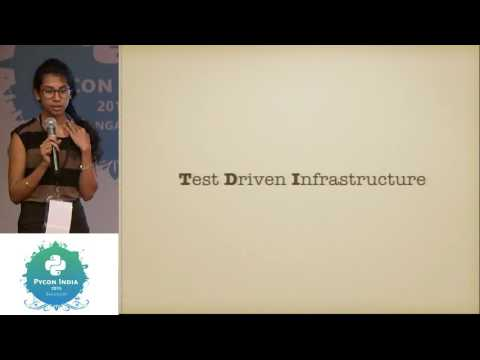 Image from Test Driven Development with Ansible - PyCon India 2015
