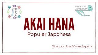 Akai Hana - Cor Infantil Campanar