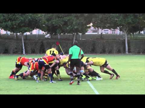 Dubai Wasps Vs Arabian Knights UAE Conference 23rd October 2015
