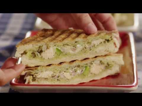 How to Make Chicken Panini | Chicken Recipes | Allrecipes.com