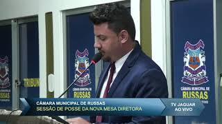 Nathizael Gonçalves pronunciamento 04 01 2019
