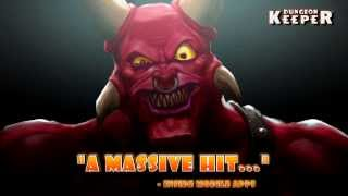 Dungeon Keeper - Available on the App Store & Google Play!