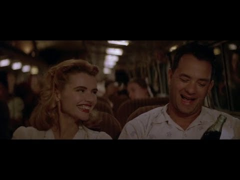 Geena Davis And Tom Hanks - A League Of Their Own
