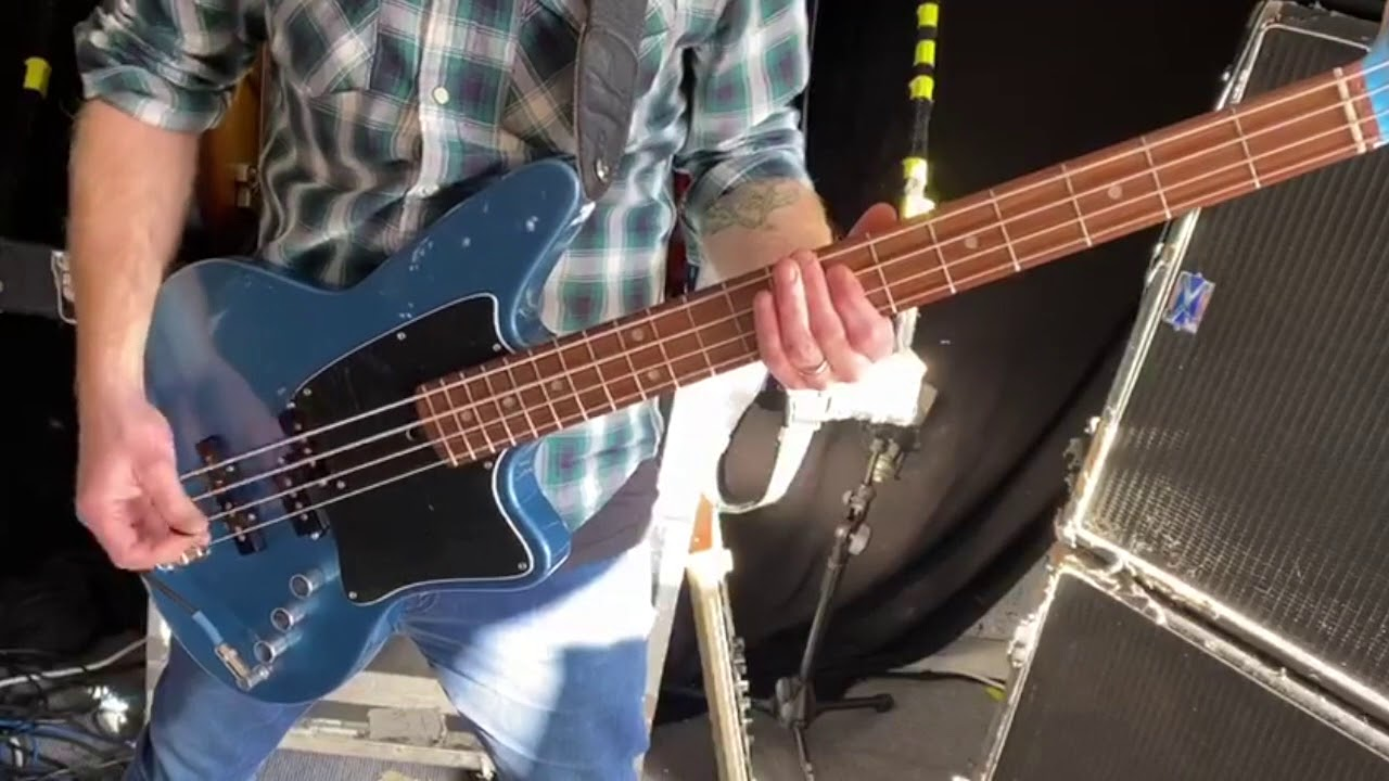 Biffy Clyro — End of (Bass part by James)