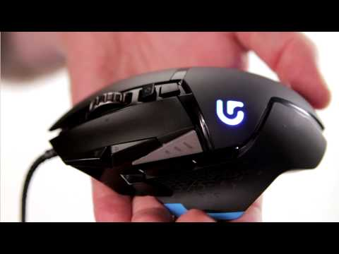 Up Close with the Logitech | G Proteus Core Tunable Gaming