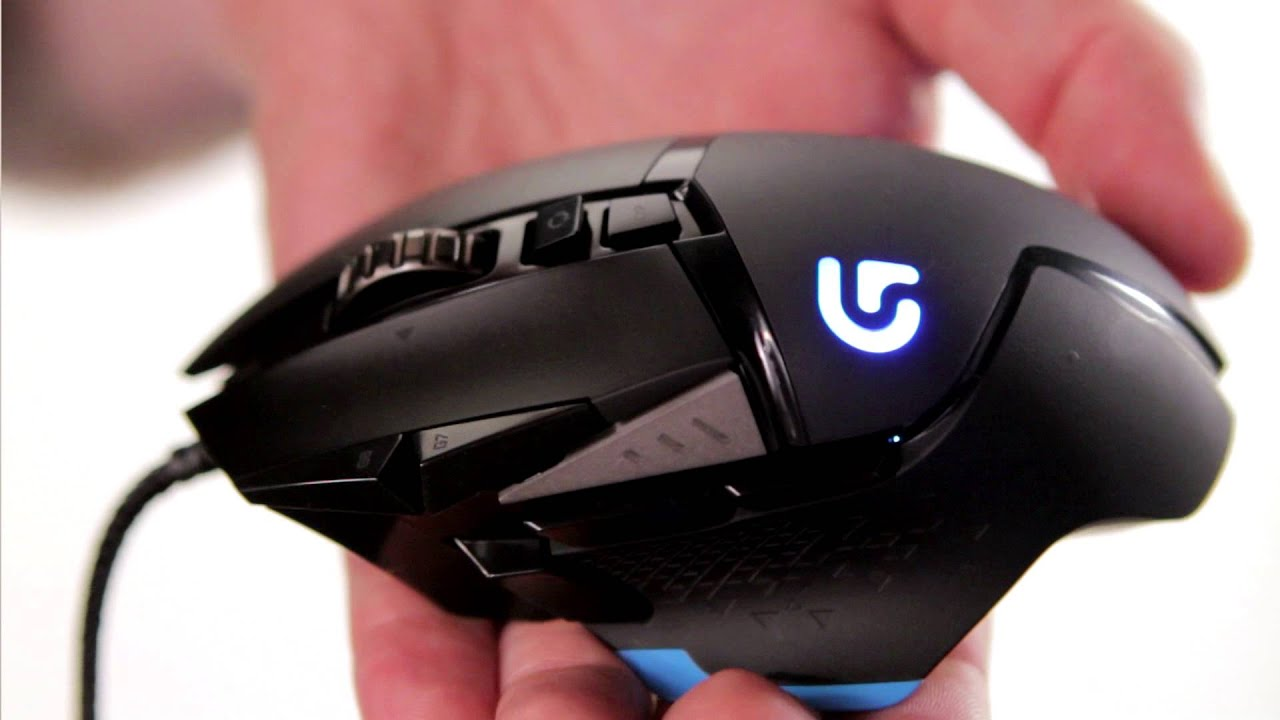 Logitech G502 gaming mice
