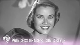 Princess Grace Kelly Footage