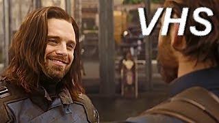 Мстители: Война бесконечности (2018) - русский трейлер #3 - озвучка VHS